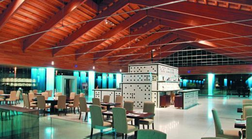Ресторан  в Клубном доме