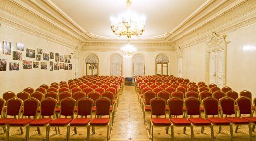 Концертный зал Центрального Дома журналиста