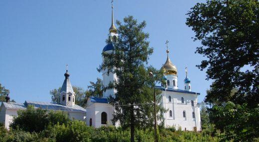 Череменецкий Иоанно-Богословский монастырь