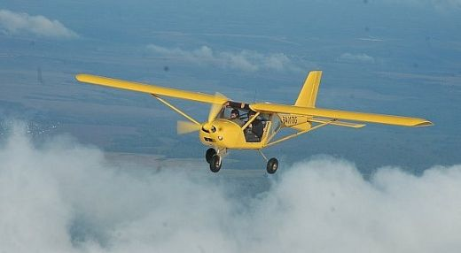 Полёты на самолёте