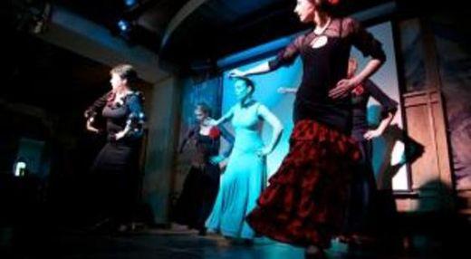 Испанская школа танца фламенко