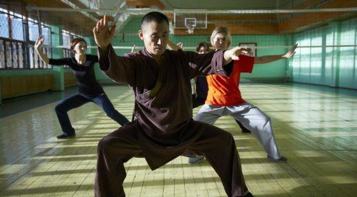 Школа кунг фу и цигун Шаолиня Мастера Ши Янбина