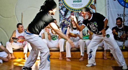 Espirito da Capoeira