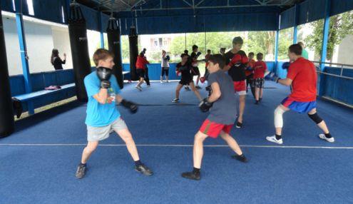 Детско-юношеский клуб боевых искусств