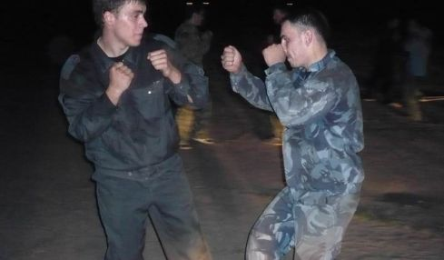 Московский центр рукопашного боя по системе А.А. Кадочникова