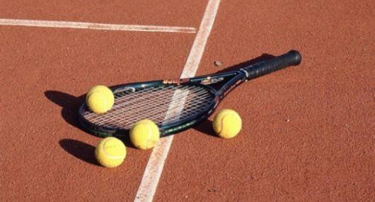 Теннис в Нескучном саду