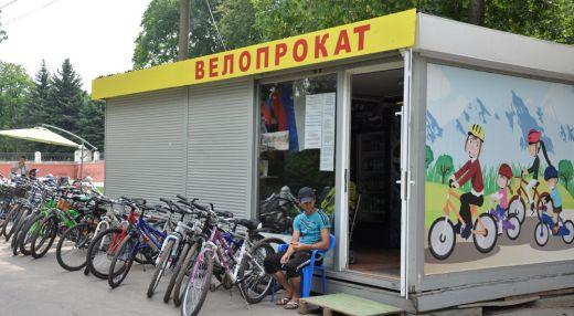 Прокат велосипедов в Кузьминках