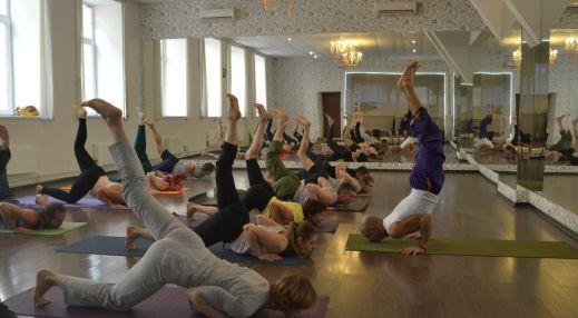 Территория йоги