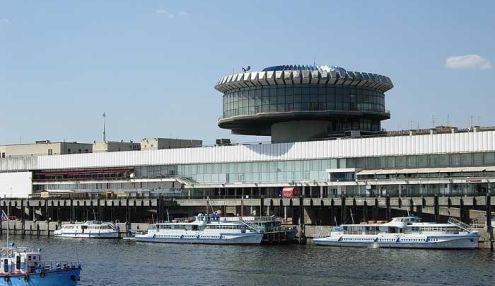 Волгоградский речной порт