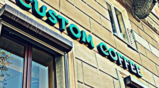 Custom coffee