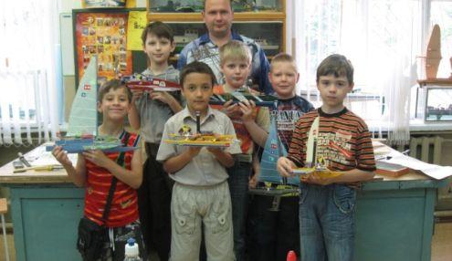 Станция юных техников Красноармейского района