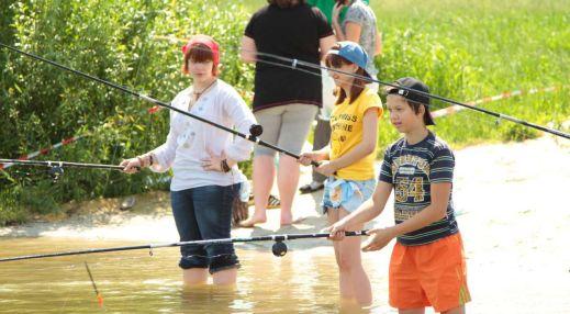 Детско-юношеская школа рыболовного резерва