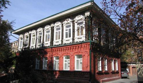 Дом купца Истомина