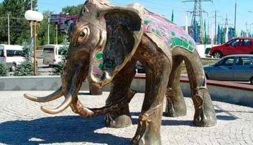 «У слона»