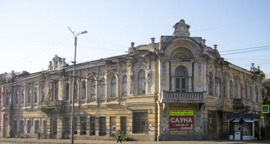 Винный склад купца Иванова