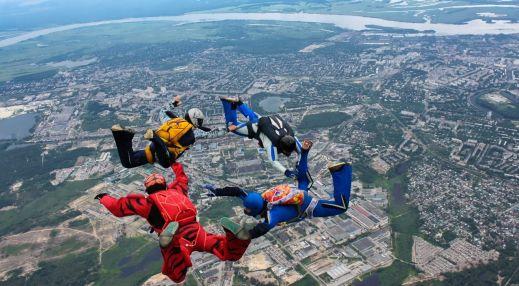 Центр парашютного спорта