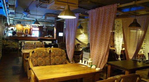 Ямай-Cafe & Cigar hall