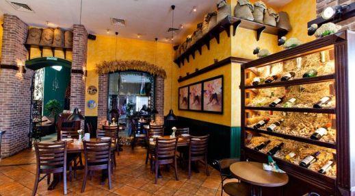 Madyar & Grill Bar