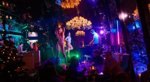Tiffani bar
