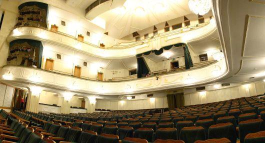Театр драмы им. Мажита Гафури