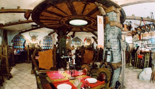 fd95887ad Ресторан Камелот в Краснодаре по адресу Васнецова, 16