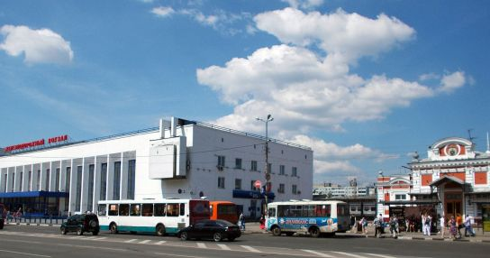 Нижний Новгород-Московский