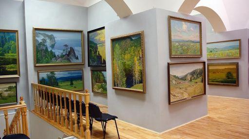 Картинная галерея П.М. Гречишкина