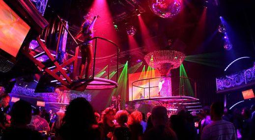 амстердам ночной клуб калининград