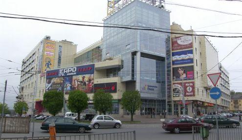 19b72d71 Торгово-развлекательный центр Калининград Плаза в Калининграде по ...