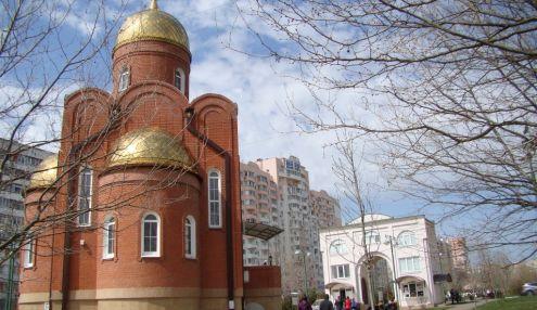 Мемориально-храмовый комплекс св. Димитрия Солунского