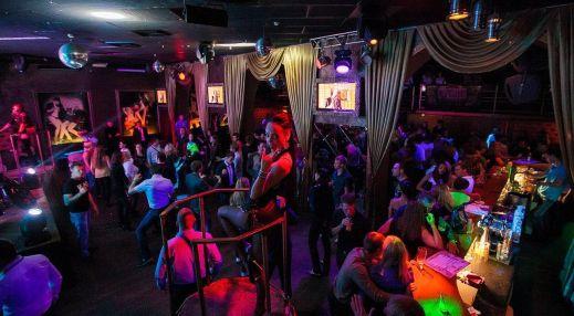 нижний новгород в ночном клубе