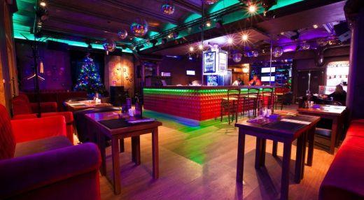 Ночные клубы и рестораны перми клубы в симферополе ночные