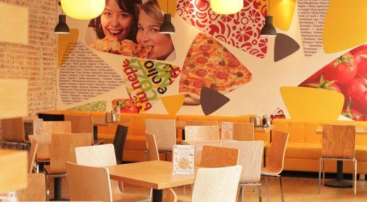 Pizza Romashka