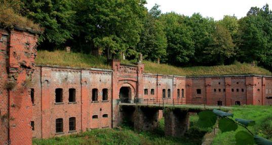 Форт № 3 — Король Фридрих-Вильгельм I