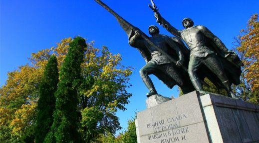 Мемориал 1200 гвардейцам