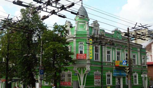 Здание Императорского музыкального училища