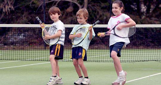 Омская школа большого тенниса