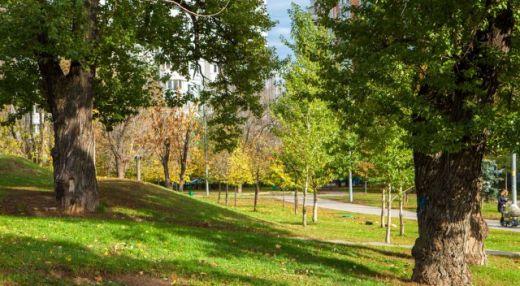 Парк Героев Отечественной Войны 1812 года