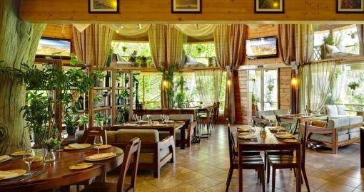 Ресторан Fish Point - меню, отзывы, фотографии, адрес