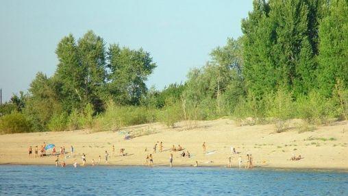 Краснослободский пляж