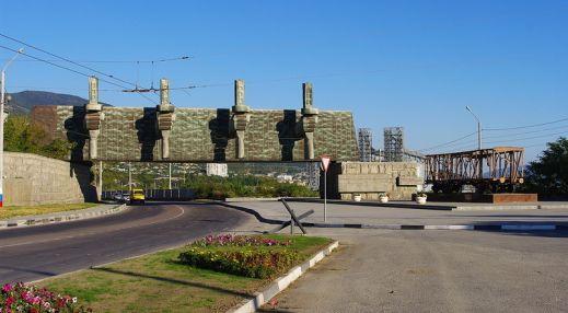 Мемориальный комплекс «Рубеж обороны»