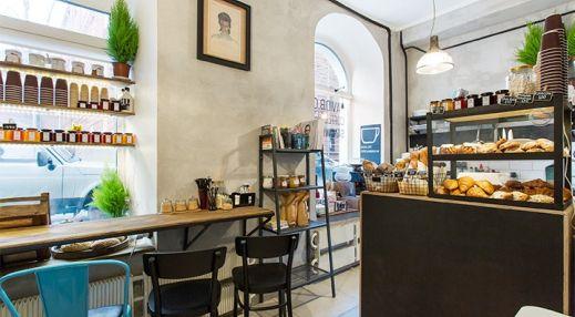 David B. Cafe