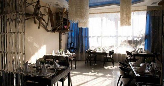 Ресторан-музей Чум