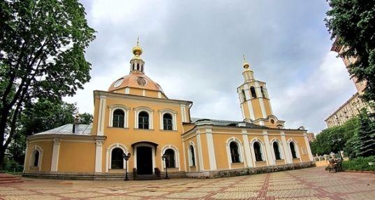 Храм Всех Святых во Всехсвятском
