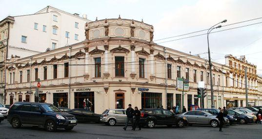 Доходный дом Воронцовой — Евдокимова — Шориной