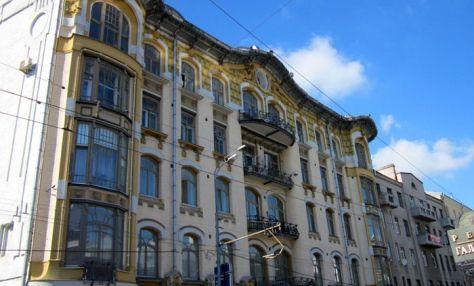 Доходный дом Исакова