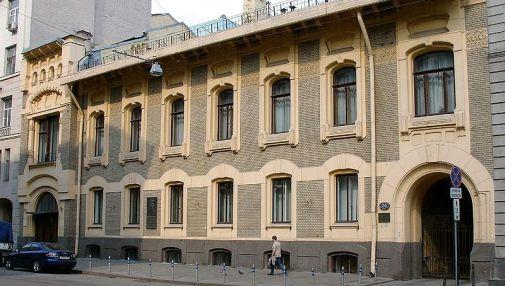 Особняк Саарбекова