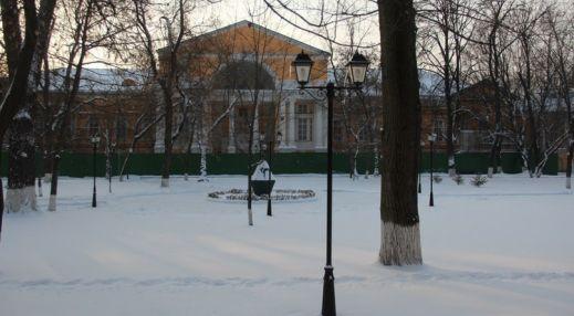 Дворец Алексея Кирилловича Разумовского