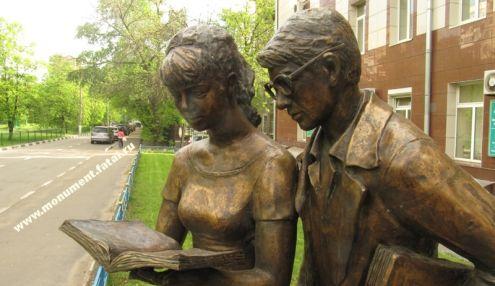 Памятник Шурику и Лиде