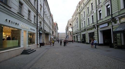 Столешников переулок